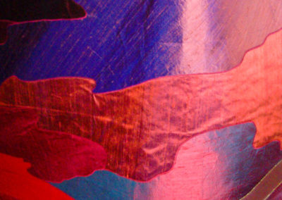 """The Horizontal Movement of God"", detail"