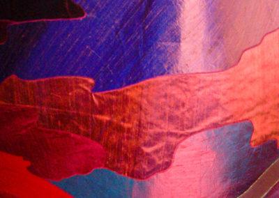 """The Horizontal Movement of God"", detail"