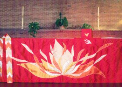 Reversible Palm Sunday/Pentecost