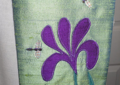 Pentecost Garden, Flowers from My Garden of Life - detail