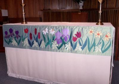 Pentecost Garden, Flowers from My Garden of Life