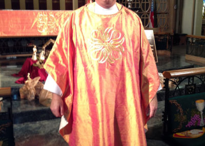 All Saints Vestments, reversible