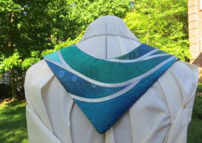 Pentecost, The Waters Run Through It