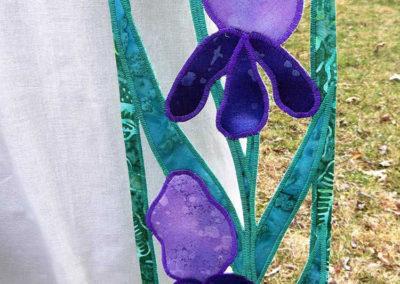 Biblical lilies of the fields