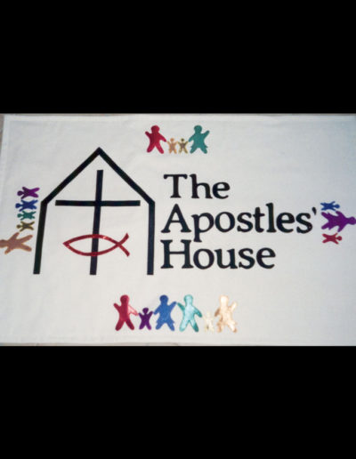 The Apostle's House - all are welcome