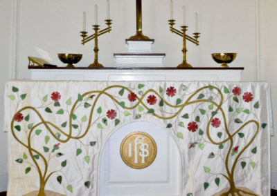A set made in celebration of the 200th year of this Lutheran church
