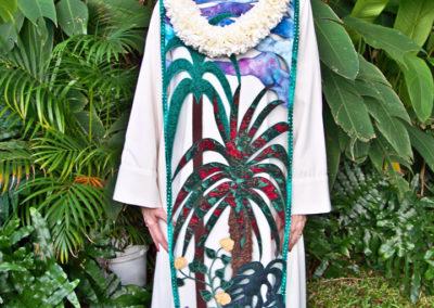 Hawaiian Scapular showing native plants2