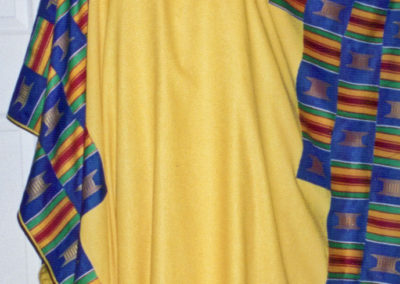 Kente cloth set
