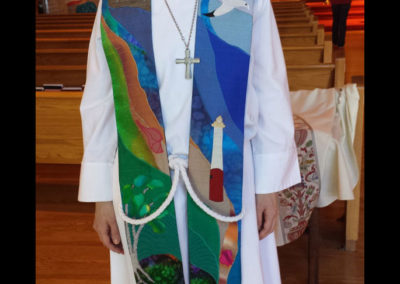 My story - from Baptism to Ordination in the same church!