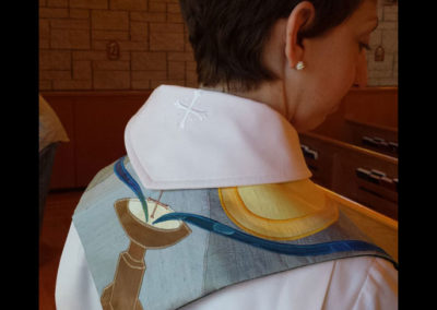 A Priest's story - from Baptism to Ordination in the same church!