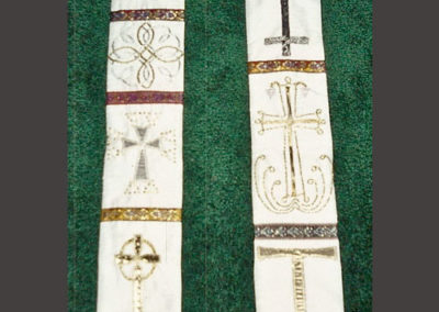 My story told in the crosses of my Romanian heritage plus other crosses I love
