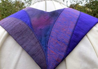 A Stole for both Lent & Advent